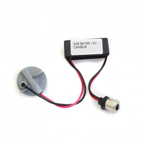 Warning canceller BA15S LED P21W
