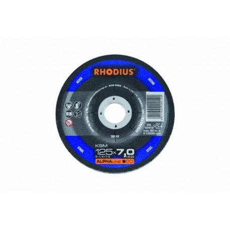 Disco desbaste Rhodius KSM-230X7