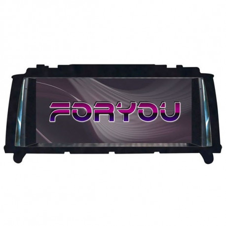 BMW X3 F25, BMW X4 F26 - 2DIN GPS HD USB SD DVD BLUETOOTH