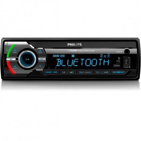 Radio USB Bluetooth Philips CE152