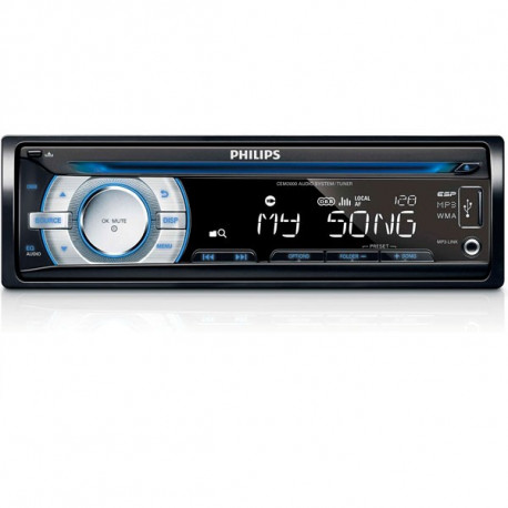 Radio CD USB Bluetooth Philips CEM2220