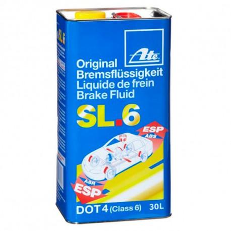 Liquido de frenos SL.6 DOT 4