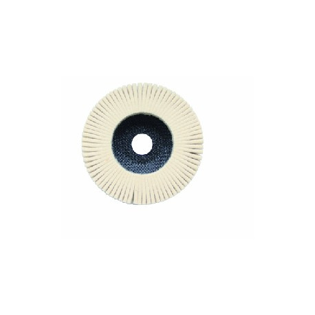Disco compacto de vellón RHODIUS VKSG_WS 115 mm acabado muy fino