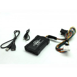 Interface USB para Volkswagen con FAKRA