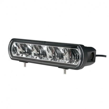 Faro largo alcance, barra LED - una fila - soporte inferior, CREE 40W