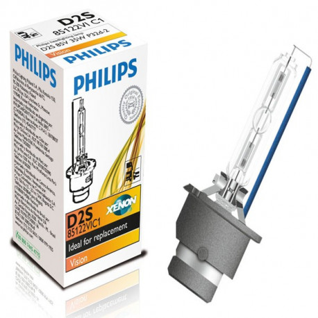 PHILIPS XENON 12V D2S BLUE VISION ULTRA C1