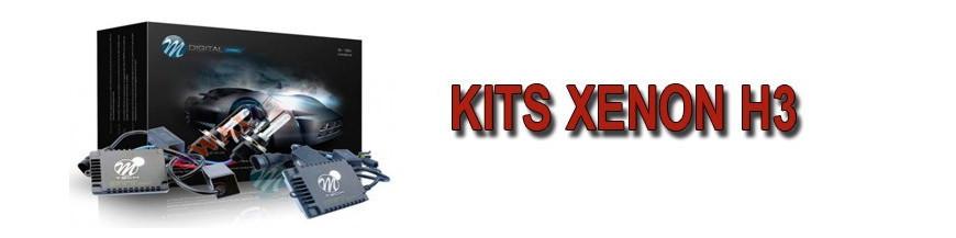 Kits de Xenón H3 24V
