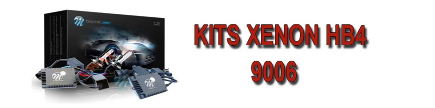 Kits Xenón 9006 (HB4) 12V