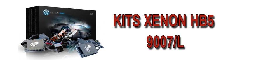 Kits Xenón 9007/L (HB5) 12V