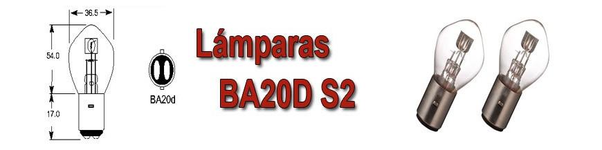 Bombillas BA20D-S2