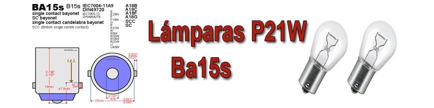 Bombillas BA15S