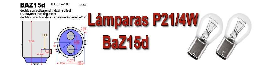 Bombillas BAZ15D