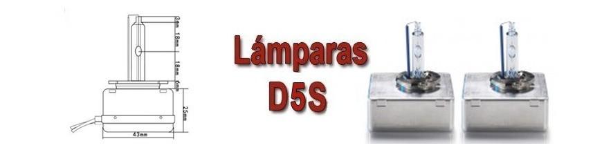 Bombillas D5S