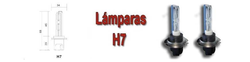Bombillas H7