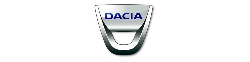 Navegadores para Dacia