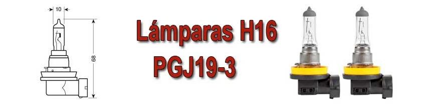 Bombillas H16