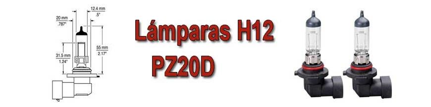 Bombillas H12