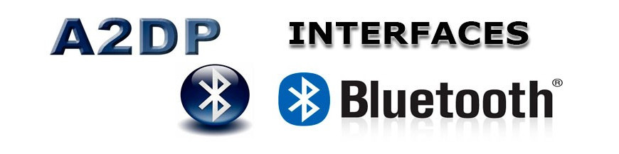 A2DP Bluetooth Interfaces