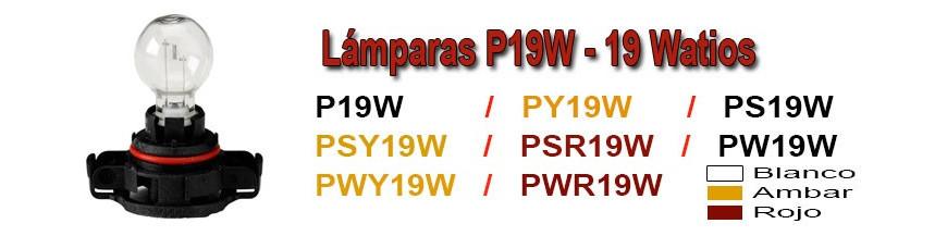 Bombillas P19W