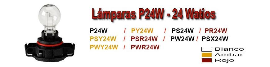 Bombillas P24W
