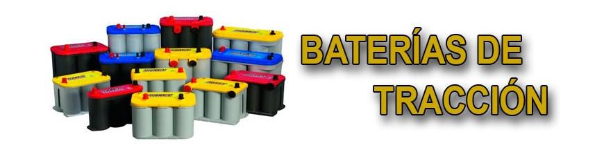 Baterías Tracción