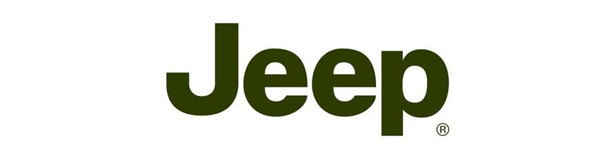 Navegadores para Jeep