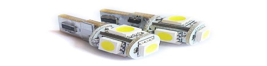 Bombillas T10 W5W