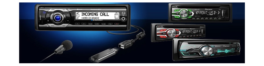 Radios CD BLUETOOTH