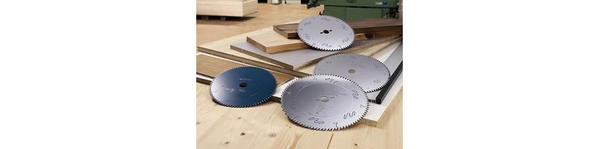 Discos de sierras circulares