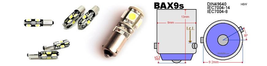 Bombillas Led BXA9S