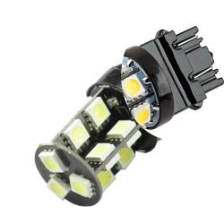 2 Bombillas LED 19 SMD T25 P27W 3156