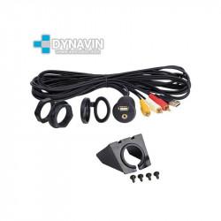 PROLONGADOR USB-AV RCA (Jack 3,5mm)