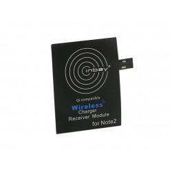 Inbay® Qi Receptor de carga interno Samsung S5