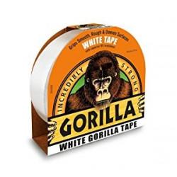 Expositor Cinta americana Gorilla 48mm -32m color PLATA