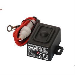 Repelente ultrasónico roedores 12V IP65 KEMO