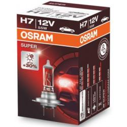 Lámpara OSRAM SUPER H7 12V 55W PX26d
