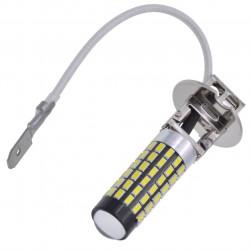 Juego de lámparas H3 led 78 SMD 3014
