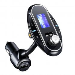 Reproductor MP3 USB BLUETOOTH 12V MECHERO COCHE
