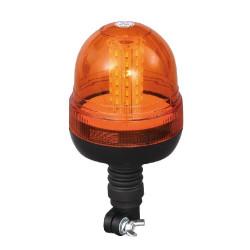 Faro led naranja DIN flexible12-24V