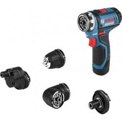 Atornillador Bosch GSR 12V-15 FC FlexiClick