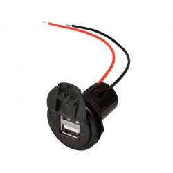 Alimentador USB 2 Vías 2,1 Amp