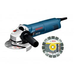 Miniamoladora Bosch GWS1000-125 + DD
