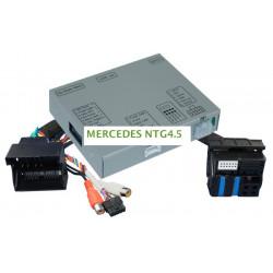 Interface cámara MB NTG4.5