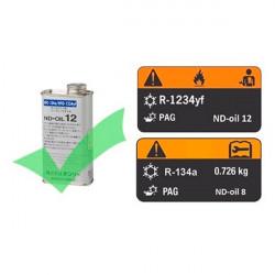 Aditivo Busca Fugas basado en SPA2 para sistemas con R-1234yf