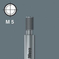 Punta de impacto 851/1 IMP DC PH cross-tip bit 2 x 25 mmWERA