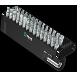 334/6 Rack Juego de destornilladores Kraftform Plus Lasertip + Bandeja WERA