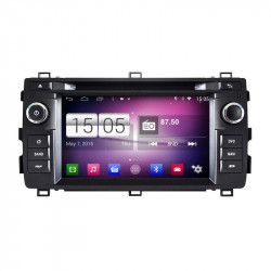 NAVEGADOR TOYOTA AVENSIS T25 - ANDROID