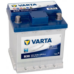 Bateria arranque Blue Dynamic 45AH 330A