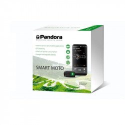 Pandora SMART MOTO - Alarma, GPS, GSM