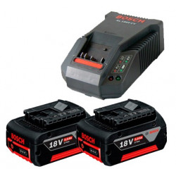 Power set 10,8 v / 2 Ah. Litio Professional